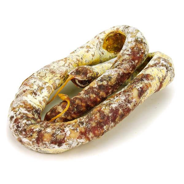 Saucisse sèche d'Aveyron sans nitrites