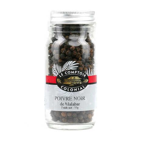 Le Comptoir Colonial - Malabar black pepper - 50g