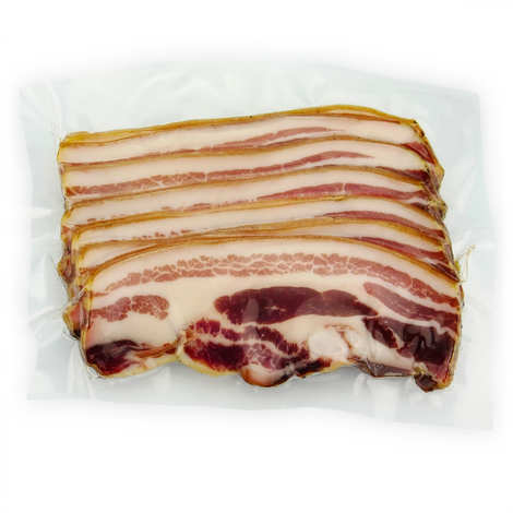 Les 3 pastres - Dried Pork Belly from South of France - GAEC Les 3 pastres