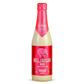 Brasserie Huyghe - Delirium Red - Bière rouge belge 8%