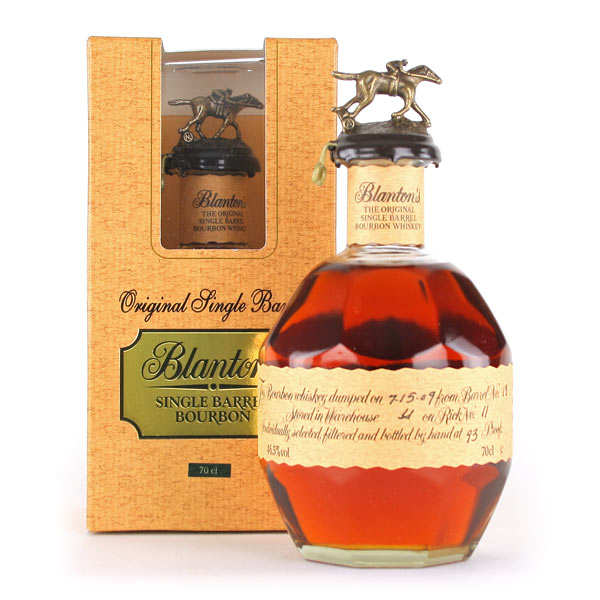 Whisky Bourbon Blanton's Original single barrel - 46,5%