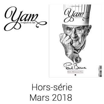 Yannick Alléno Magazine - YAM Hors série - Paul Bocuse