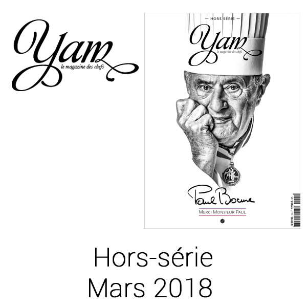 YAM Special Issue - Paul Bocuse