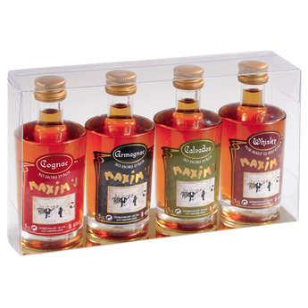 Maxim's de Paris - Sample Bottles Case Maxim's
