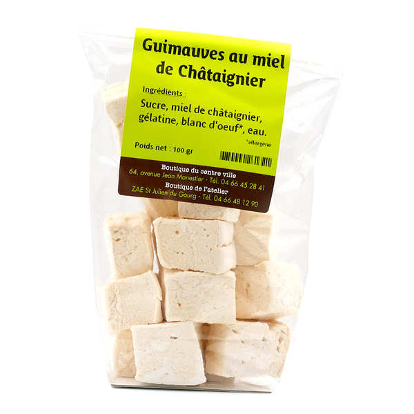 Cévennes Honey Marshmallows