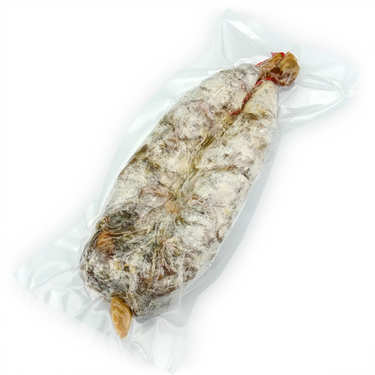 Dry Saucisson from Cantal without Nitrites