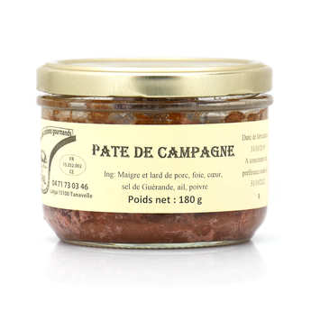 La ferme des cochons gourmands - Country-Style Pâté from Cantal