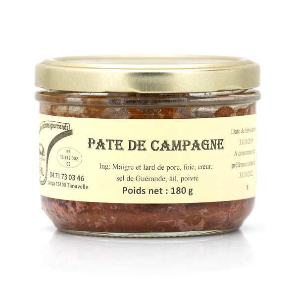 Pâté de campagne du Cantal
