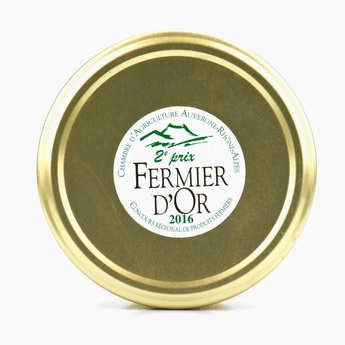La ferme des cochons gourmands - Pâté de campagne du Cantal
