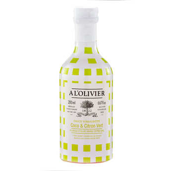A L'Olivier - Vinaigrette Sauce with Coconut and Lime