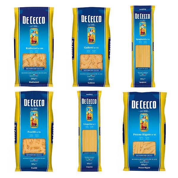 De Cecco Italian Pastas Discovery Offer