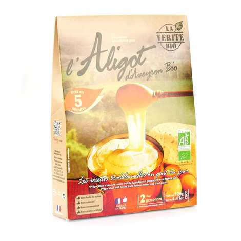 Marie Livinhac - Organic Aligot Mix