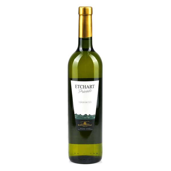 Etchart Privado Torrontes - Vin blanc d'Argentine