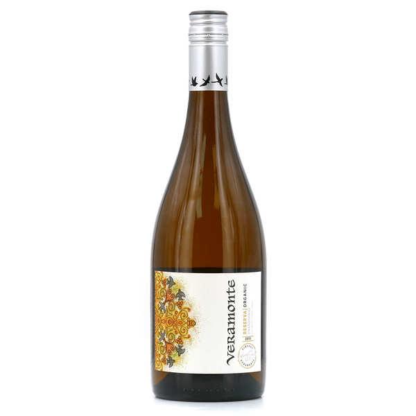 chardonnay - vin blanc bio du chili - bouteille 75cl - 2016