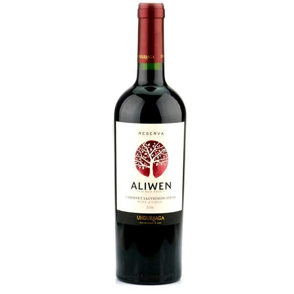 Undurraga Aliwen reserva - Red Wine from Chili