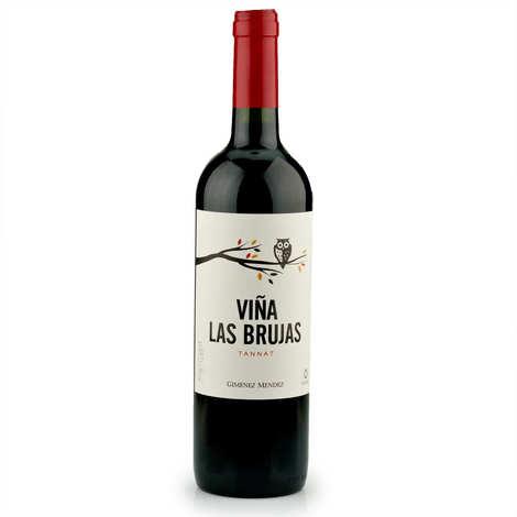 Bodega Gimenez Mendez - Gimenez Mendez Las Brujas Tannat  - Red Wine from Uruguay