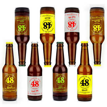 Brasserie de Lozère La48 - Brasserie de Lozère La48 Beers Discovery Offer