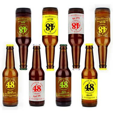 Brasserie de Lozère La48 Beers Discovery Offer