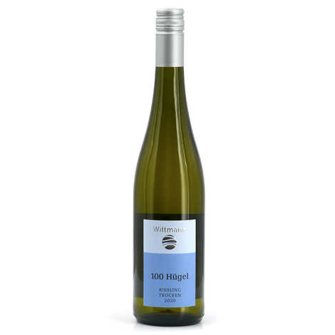 Weingut Wittmann - Wittmann 100 Hugel Trocken - Organic White Wine from Germany