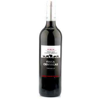 Finca Cienvacas - Finca Cienvacas tempranillo - Vin rouge d'Espagne