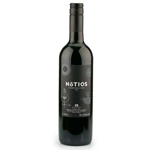 Gaia Notios rouge - Vin rouge de Grèce
