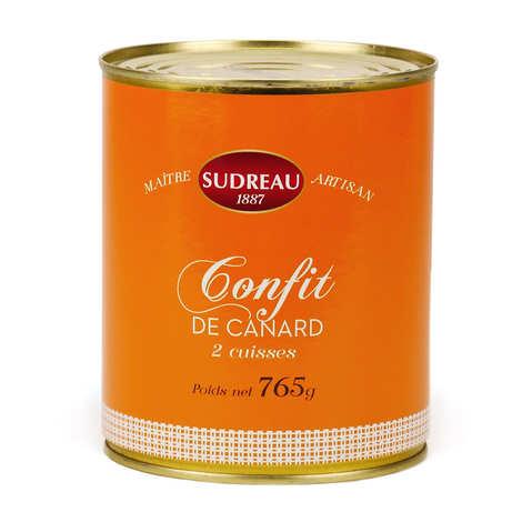 François Sudreau - Confit de Canard - from South Western France