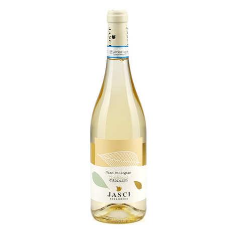 Jasci - Trebbiano d'Abruzzo DOC - Organic White Wine from Italy