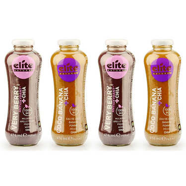 Chia Organic Detox Juices Discovery Offer