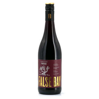 False Bay - False Bay Pinotage - Red Wine from South Africa