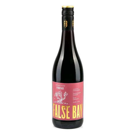 False Bay - False Bay Pinotage - Vin rouge d'Afrique du Sud