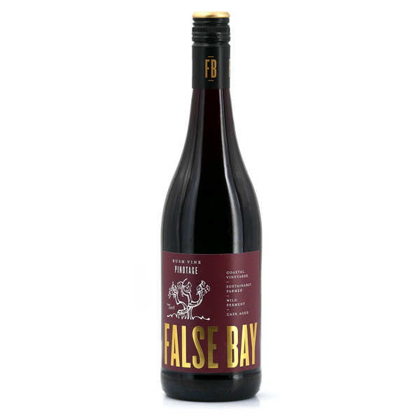 False Bay Pinotage - Red Wine from South Africa