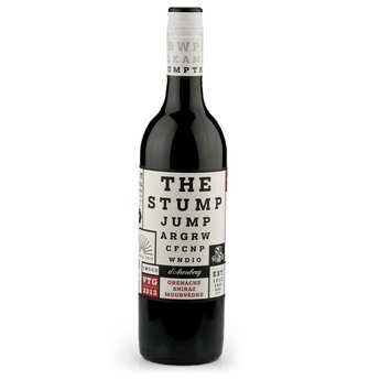 Domaine d'Arenberg - The Stump Jump Red - Vin rouge d'Australie