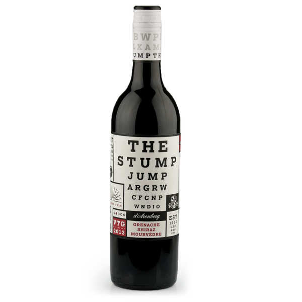 The Stump Jump Red - Vin rouge d'Australie