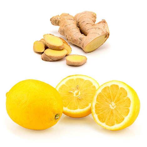 - Duo de citrons de Syracuse et gingembre bio