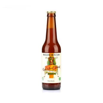 Brasserie de la Loire - Saint Côme - bière blonde bio 5.5%