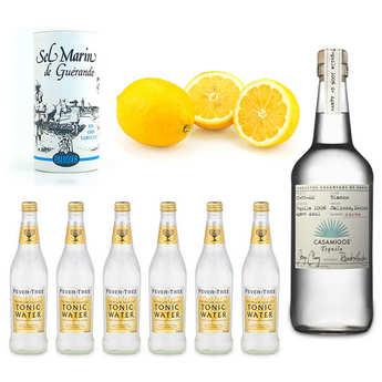 - Kit de préparation spécial tequila paf