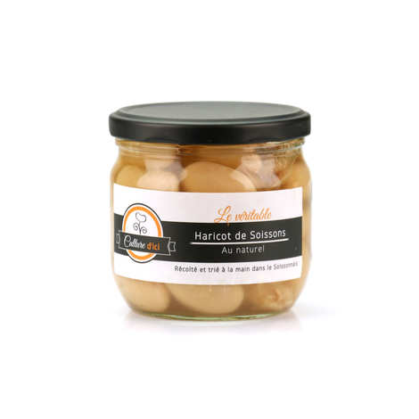 Coopérative Agricole du Haricot de Soissons - Naturally Cooked Beansof Soisson