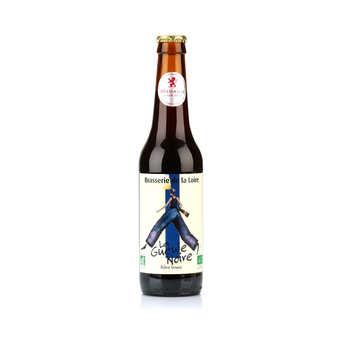 Brasserie de la Loire - La gueule noire - Organic Brown Beer 6%