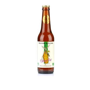 Brasserie de la Loire - L'Aveille - Organic Blond Beer with Honey 5%