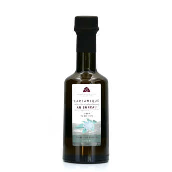 Aromatiques d'Homs - Vinaigre larzamique à la fleur de sureau bio