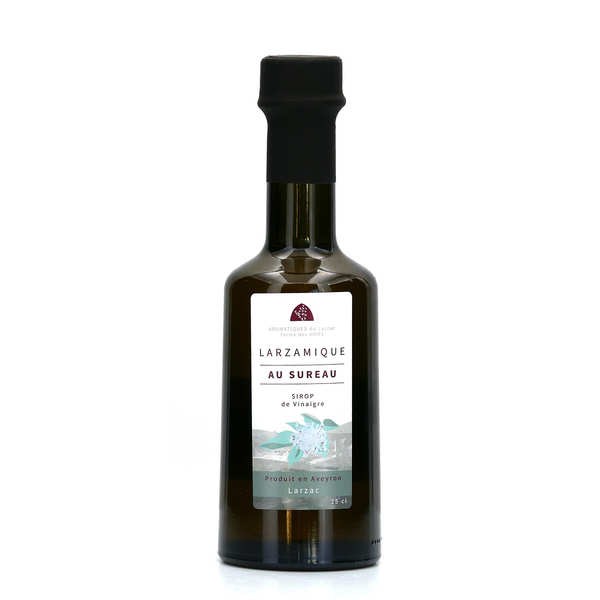"""Larzamique"" Organic Vinegar with Elderberry Tree"