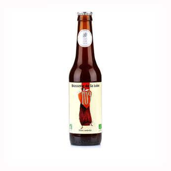 Brasserie de la Loire - 109 - bière ambrée bio 6%