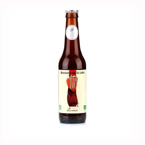 Brasserie de la Loire - 109 - Organic Amber Beer 6%