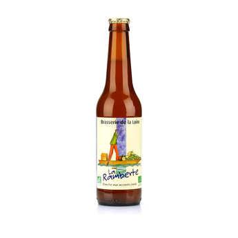 Brasserie de la Loire - La Ramberte - Organic White Beer with Apple 4.4%