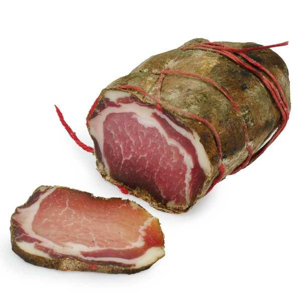 Véritable Lonzo de Corse AOP sans nitrites