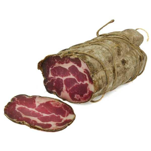 Véritable Coppa de Corse sans nitrites