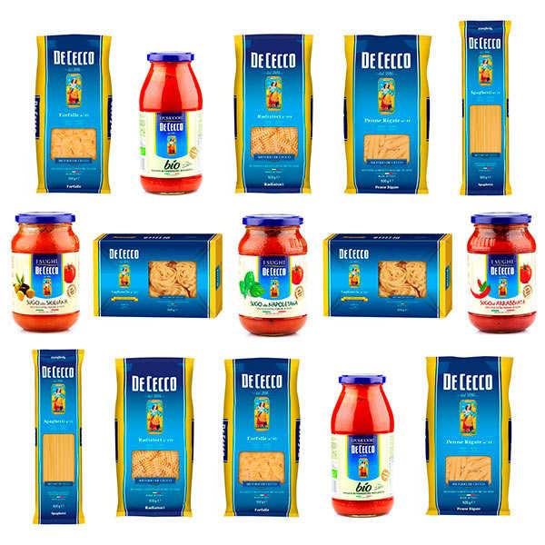 De Cecco Pastas and Sauces Discovery Offer