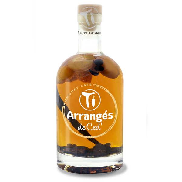 Rum Punch with Kumquat and Coffee 32%
