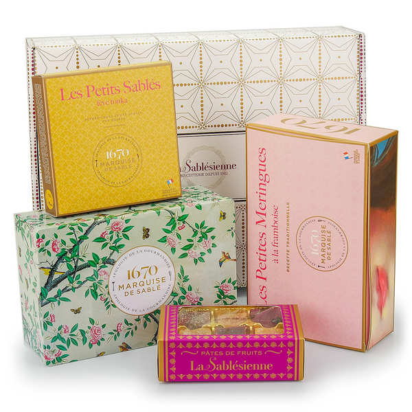 Gourmet 1670 Box - Sweets Assortment