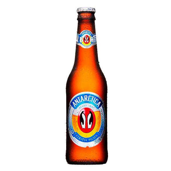 Antarctica - Bière blonde du Brésil 4.9%